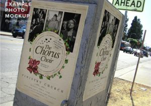 Choir Flyer Template Chorus Choir Flyer Template Flyerheroes