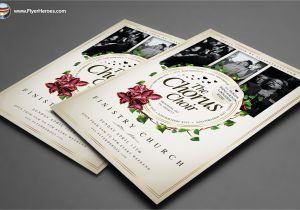 Choir Flyer Template Chorus Choir Psd Flyer Template 2 O Jpg 1395932239