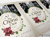Choir Flyer Template Chorus Choir Psd Flyer Template 4 O Jpg 1396238056