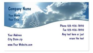 Christian Business Cards Templates Free Christian Business Cards Templates Free 28 Images 9
