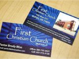 Christian Business Cards Templates Free Free Printable Church Business Cards Image Collections