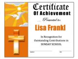 Christian Certificate Template Free Word Templates Certificates Of Appreciation Car