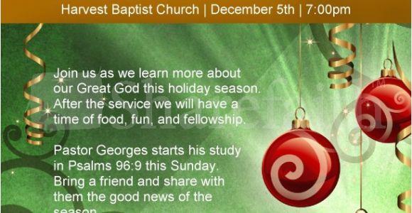 Christian Christmas Flyer Template Free Christmas Spirit Church Flyer Template Flyer Templates