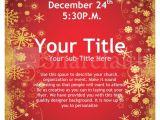 Christian Christmas Flyer Template Free Joy Of Christmas Flyer Template Flyer Templates
