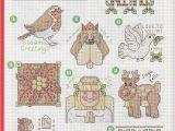 Christmas Card Cross Stitch Patterns Pin by Zaklina Davitkovska On Xstitch Cross Stitch