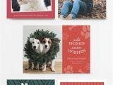 Christmas Card Ideas with Dog Pet Christmas Cards Pet Holiday Cards Animal Christmas