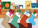 Christmas Card Inserts 6 X 6 21 Free Printable Christmas Cards to Send to Everyone