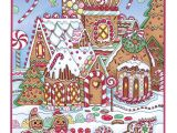 Christmas Card Inserts 6 X 6 Creative Haven Creative Christmas Coloring Book Adult