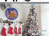 Christmas Card Joyce Manor Tab the Vine Villages December 2019 January 2020 by the Vine