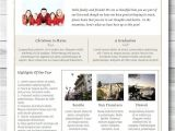 Christmas Card Year In Review Template 68 Best Christmas Newsletter Templates Year In Review