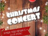 Christmas Concert Flyer Template Free Christmas Concert Flyer Template 3d Postermywall
