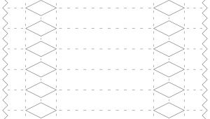 Christmas Cracker Template Printable Free Christmas Cracker Cut File Templates