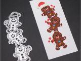 Christmas Die Cuts Card Making Gingerbread Man Christmas Xmas Die Cutter Scrap Booking Card Making Cutting L Dies Cards Craft Die Cutter Card Making Paper Die Cutter