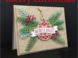 Christmas Die Cuts Card Making Pin On Cards