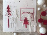 Christmas Die Cuts Card Making Riter Christmas Tree Metal Dies Cut for Card Making Stencil Diy Scrapbooking Album Stamp Paper Card Embossing Craft Decor