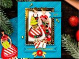 Christmas Die Cuts Card Making Spellbinders Die Cut Christmas Cards with October Small
