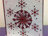 Christmas Die Cuts Card Making Tartan Snowflakes Die Sire Create A Card Crafters