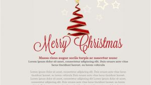Christmas Email Message Template Free Email Templates for Christmas Card Greeting