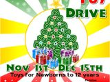 Christmas Flyer Templates Microsoft Publisher Microsoft Publisher 2013 Christmas toy Drive Flyer Cute