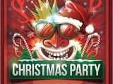 Christmas Flyers Templates Free Psd 30 Christmas Holiday Psd Ai Flyer Templates Pixel Curse