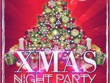 Christmas Flyers Templates Free Psd Free Xmas Party Psd Flyer Template Download Free Flyer