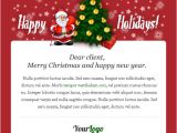 Christmas Greeting Email Template 17 Beautifully Designed Christmas Email Templates for