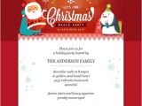 Christmas Greeting Email Template 22 Inspirational Christmas HTML Email Templates