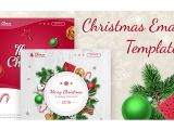 Christmas Greeting Email Template Alice Parker