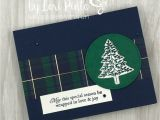 Christmas Ideas for Card Making Perfectly Plaid In Navy Pretty Cards Cards Stampin Pretty
