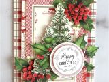Christmas Ideas for Card Making Vintage Christmas Card Making Made Easy Anna Griffin