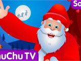 Christmas Ka Greeting Card Kaise Banate Hain the Spirit Of Christmas Santa Claus is Coming to town Christmas songs for Children by Chuchu Tv