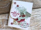 Christmas Ke Liye Greeting Card Dashing Deer Bundle Stampin Up Dashing Along Dsp