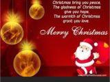 Christmas Message to Friends Card Merry Christmas Everyone with Images Merry Christmas