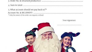 Christmas Messages for Children S Card Santa Message Create Personalized Christmas Message Elfi