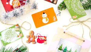 Christmas Over the Door Card Holder Missionmerry Diy Gift Card Holders to Hang From the Tree
