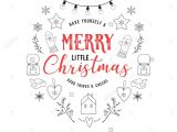 Christmas Quotes for Greeting Card Scandinavian Style Simple and Stylish Merry Christmas