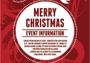 Christmas Raffle Poster Templates Christmas Raffle Poster Template Free Templates Resume