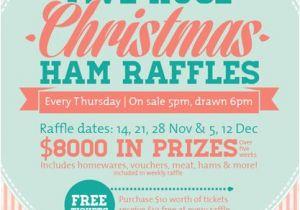 Christmas Raffle Poster Templates Newcastle Panthers Christmas Raffles Poster Poster