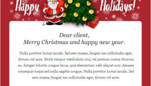 Christmas Wishes Email Template 17 Beautifully Designed Christmas Email Templates for