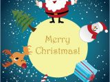 Christmas Wishes Email Template Christmas Cards Ecard Wizard