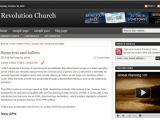 Church Blogger Template Revolution Church Blogger Blogger Template Lovely Templates