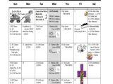 Church Calendar Templates 6 Editorial Calendar Templates Free Word Pdf format