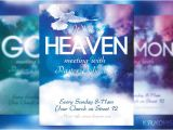 Church Flyer Template Free 39 Invitation Flyer Designs Examples Psd Ai Vector