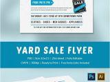 Church Yard Sale Flyer Template 14 Best Yard Sale Flyer Templates Psd Designs Free