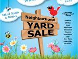 Church Yard Sale Flyer Template 21 Best Yard Sale Flyer Templates Psd Word Eps Free