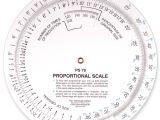 Circular Protractor Template Protractor Template