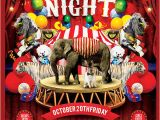 Circus Flyer Template Free 23 Circus Flyer Templates Free Premium Psd Vector Eps