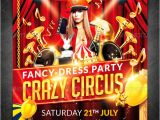 Circus Flyer Template Free 24 Circus Flyer Templates Psd Vector Eps Jpg Download