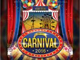 Circus Flyer Template Free Carnival Flyer Template 52 Free Word Psd Ai Vector