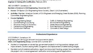 Civil Engineer Fresher Resume format Doc Cv and Resume format for Civil Engineers Download In Docx